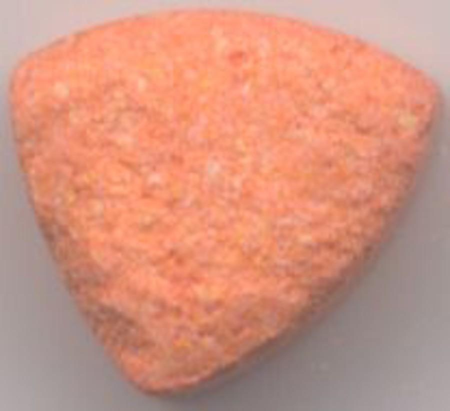 ... EcstasyData.org: Test Details : Result #2937 - Orange Pill