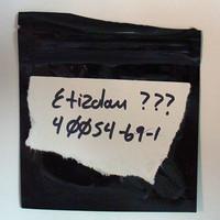 EcstasyData org: Test Details : Result #3258 - Etizolam, 3258 (m)