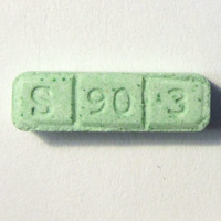 Green bar pill s 90 3