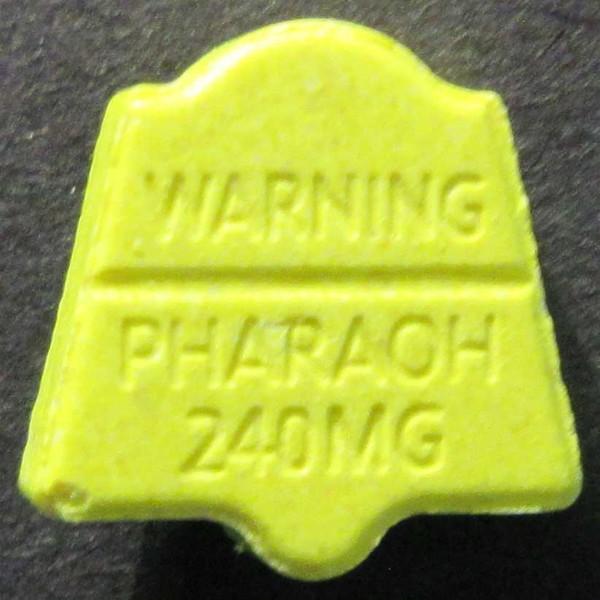 EcstasyData org: Test Details : Result #6120 - Pharaoh, 6120 (m)